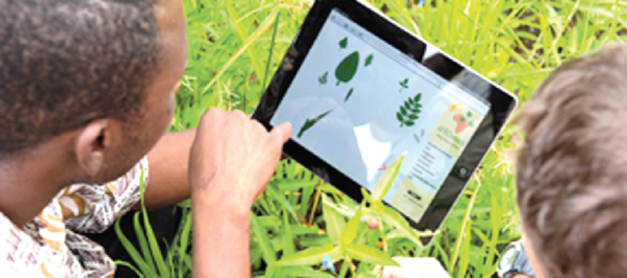 African youth take technology to agriculture