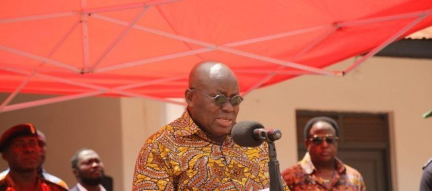 Continue efforts at sanitizing Judiciary – Akufo-Addo charges new CJ