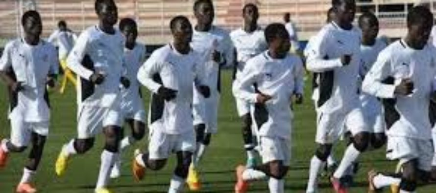 Black Starlets leave for 2017 CAF U17 Cup of Nations today