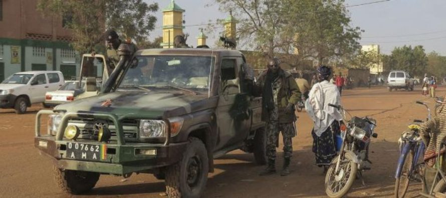 Eight Mali soldiers killed in ambush by suspected militants -army