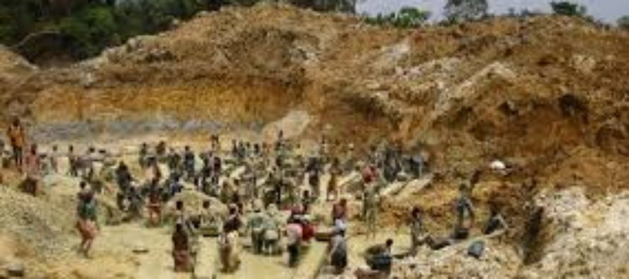 Ghana needs $ 25 million to reclaim galamsey lands – Minister