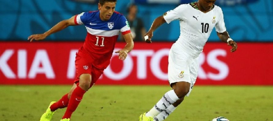 USA confirms friendly with Ghana on July 1