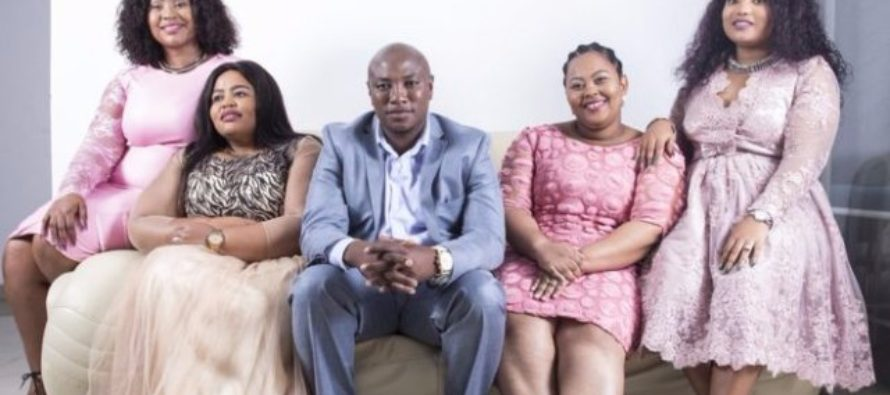 One man, four wives: The new hit reality TV show