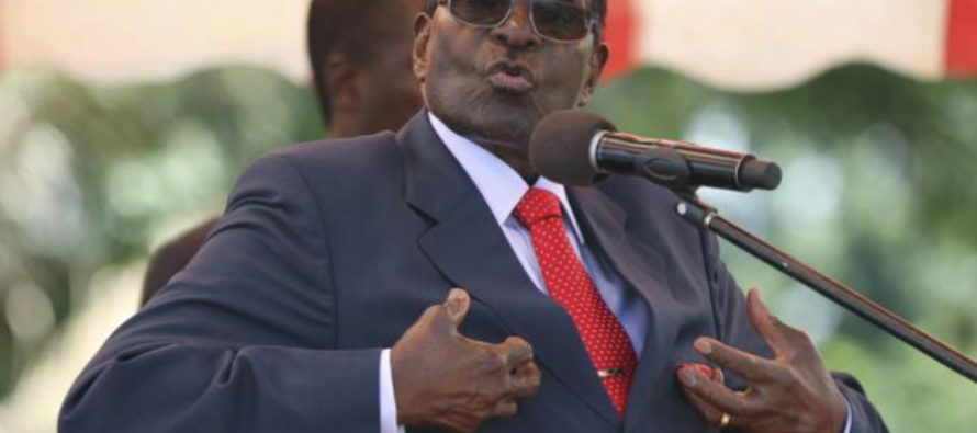Your turn to lead will come – Mugabe tells rivals