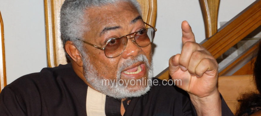 Rawlings: I wanted to quit NDC but…