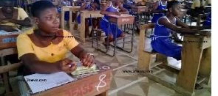 Chief stops 260 candidates from writing BECE
