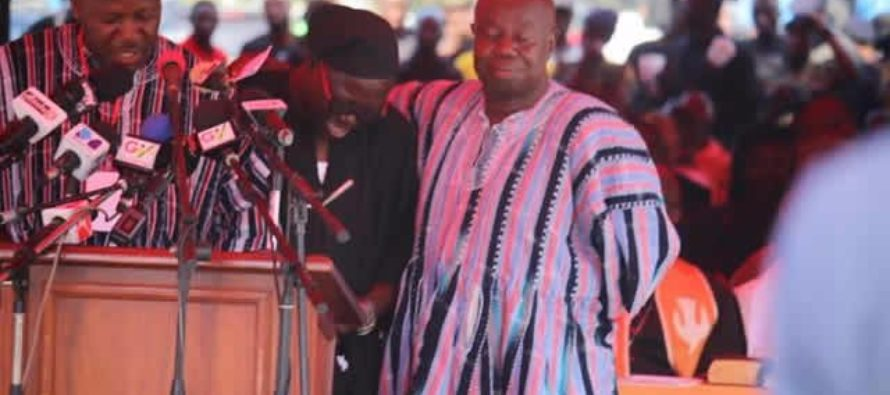 You are going with your eternal smile – Captain Mahama breaks down