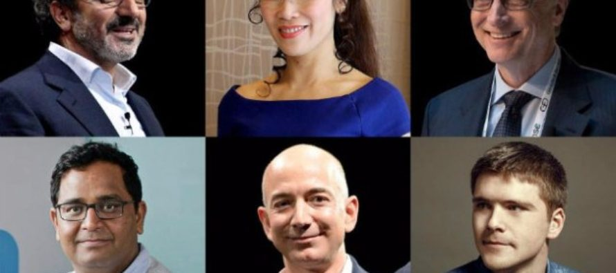 Forbes 2017 Billionaires List: Meet richest people on the planet