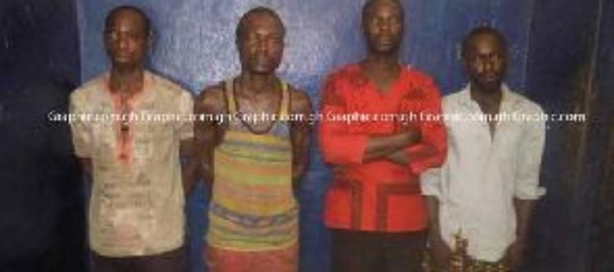 Captain Mahama's lynching: Assemblyman, unit committee man arrested