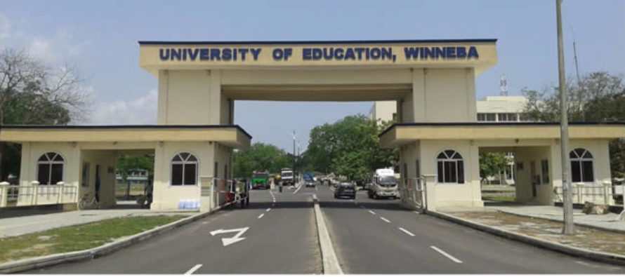 UEW lecturers refuse to return to class