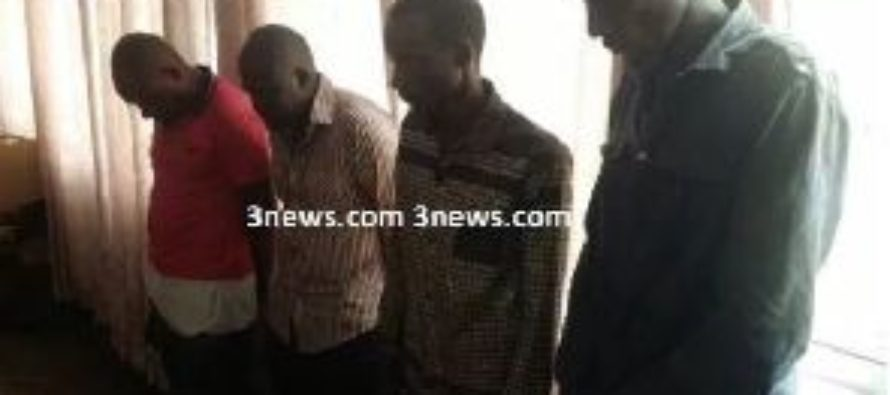 Ashanti Region: Robbery syndicate busted by police