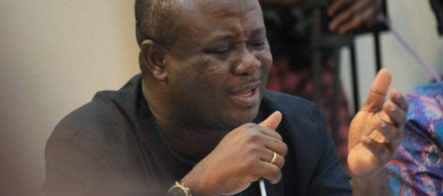 Joe Osei-Owusu barks at critics of mandatory tow tax