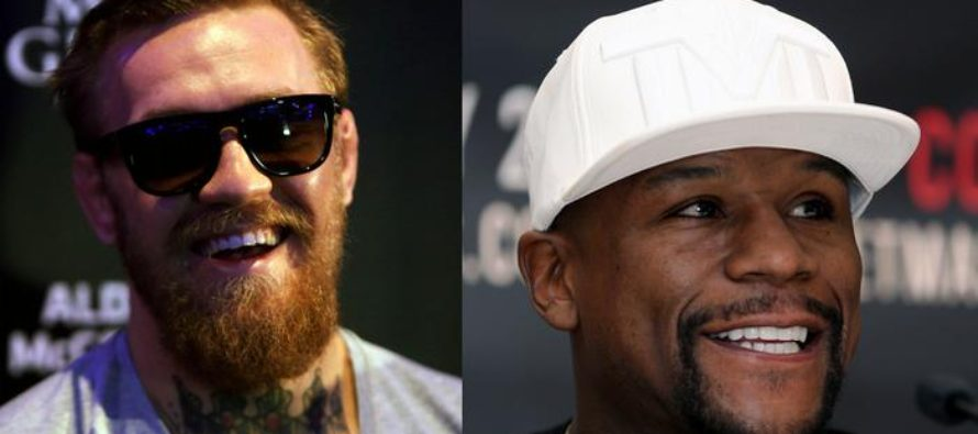 Conor McGregor and Floyd Mayweather agree to August 'super fight' in Las Vegas