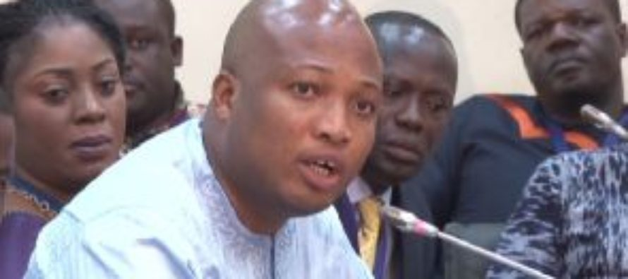 What are you hiding? – Ablakwa to Finance Minister