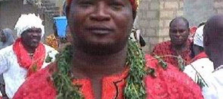 Chief of Ardayman killed over chieftaincy dispute