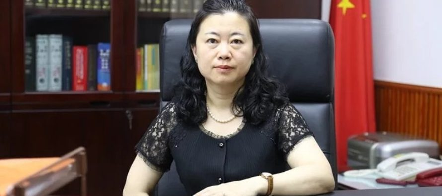 GHC10K Chinese gift to AG generates furore