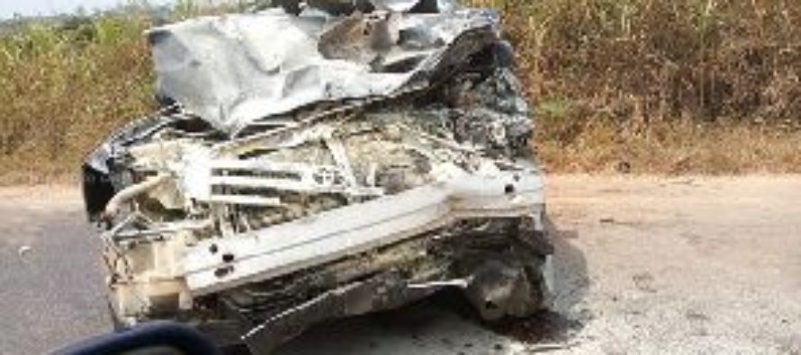 2 kids, 9 others killed in Bole-Bamboi Highway crash