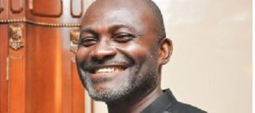 Kennedy Agyapong to pick global dignity award