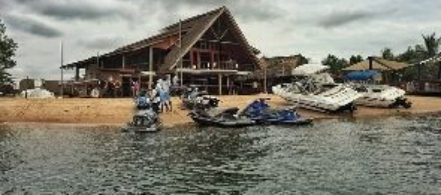 Woman contracts Bilharzia after water-skiing at a beach resort in Ada