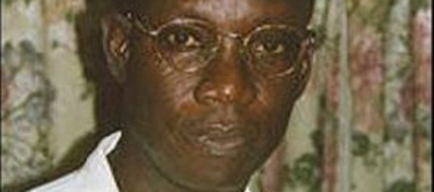 Former Agric Minister is dead