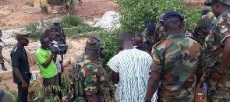 Captain Mahama lynching: Surrender if you're a culprit – Police