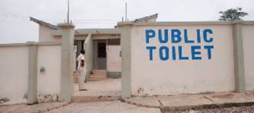 Minister appoints managers of public toilets in Kwesimintsim