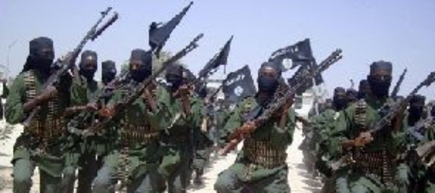 Al-Shabab fighters storm military base in Somalia
