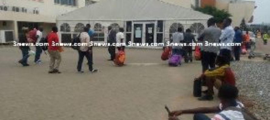 'We were treated like criminals and fed dog and pig food' – Ghanaian deportees claim