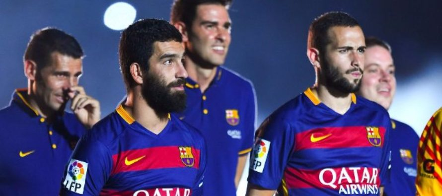 How wearing a Barca shirt could land you 15 yrs jail time in Saudi Arabia