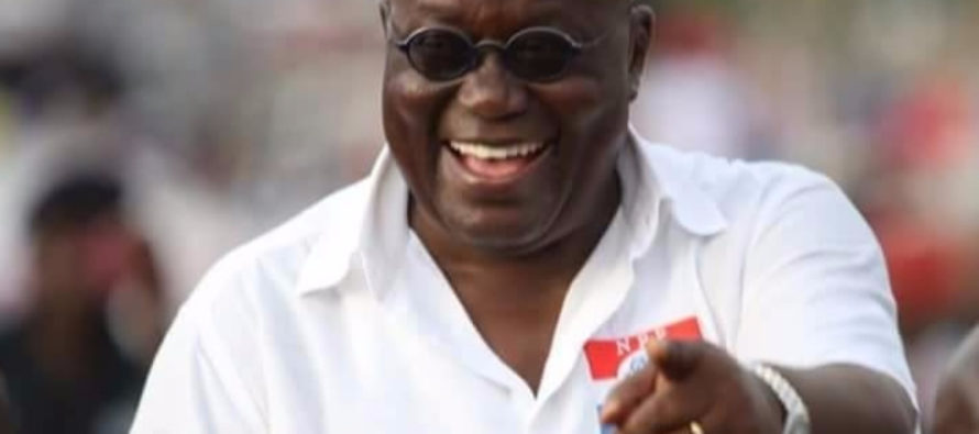 Ghana can qualify for 2018 World Cup – Akufo Addo
