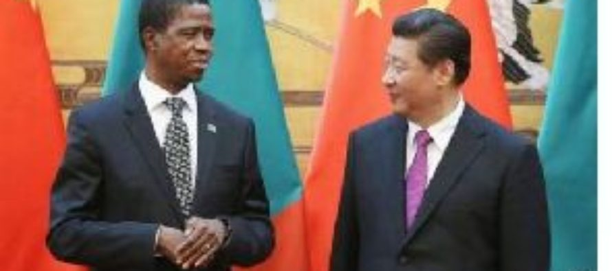 Zambia deports Chinese illegal miners