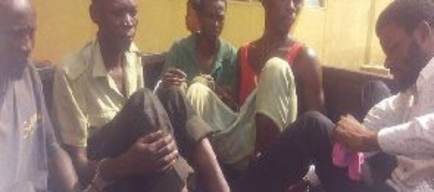 Court remands a 'pastor' and four others, over witchcraft allegation