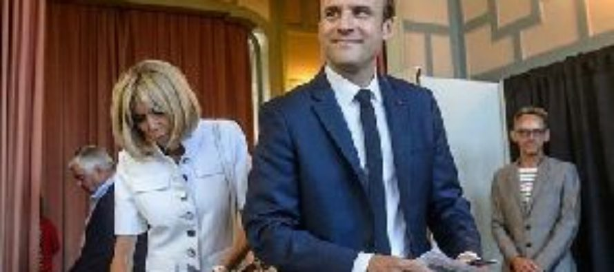 French election: Macron team complete rout with Assembly win