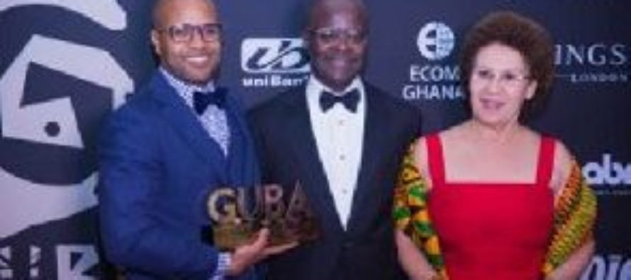 Nduom, Anas, others win at 2017 GUBA Awards