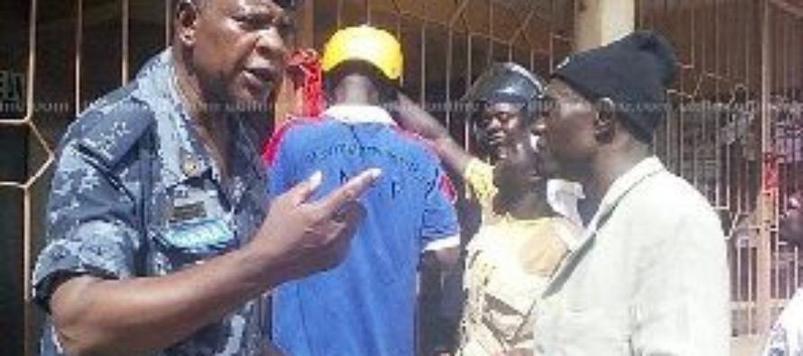 NPP youth clash with police in Savelugu over MCE position