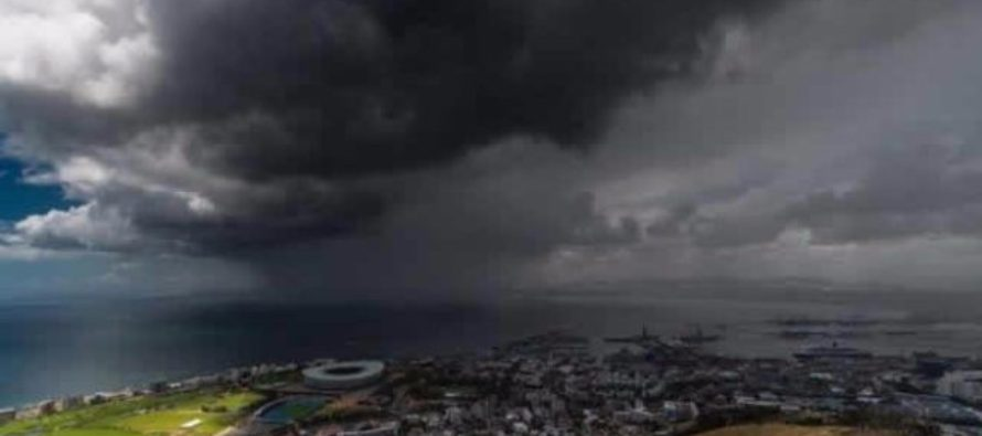 Five killed in Cape Town storms