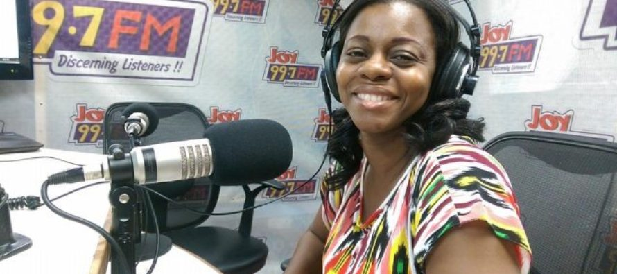 Joy News' Dzifa Bampoh bows out after 12 yrs at Multimedia