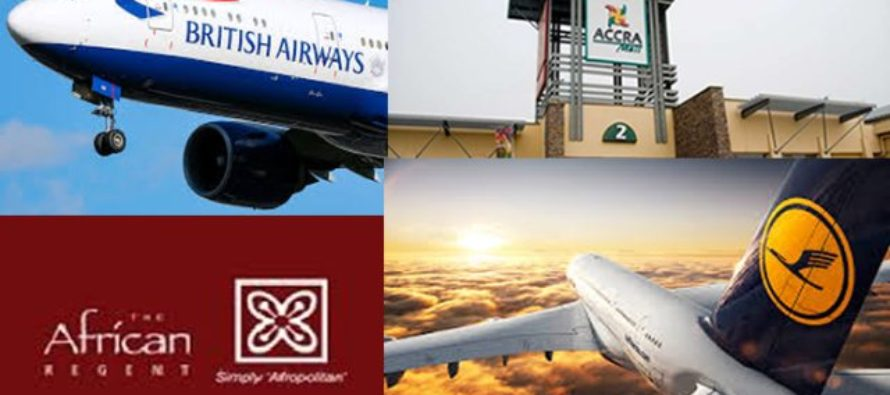 British Airways, African Regent Hotel among top names said to have violated Data Protection law