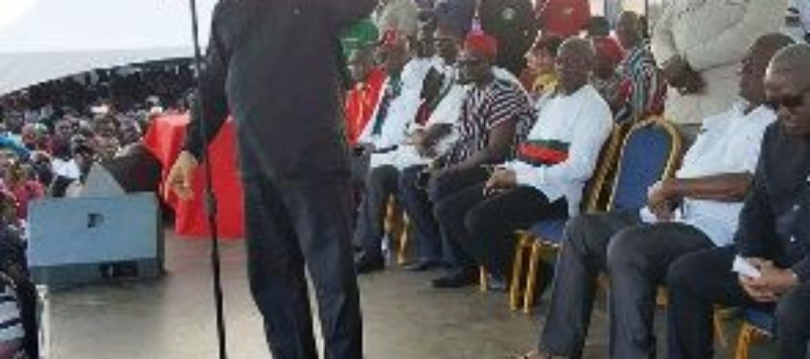 'Make money but good and clean' – Rawlings to NDC