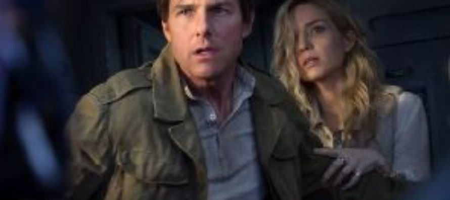 Tom Cruise's The Mummy gets some grim reviews