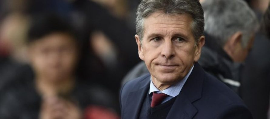 Southampton sack manager Claude Puel after one season in charge