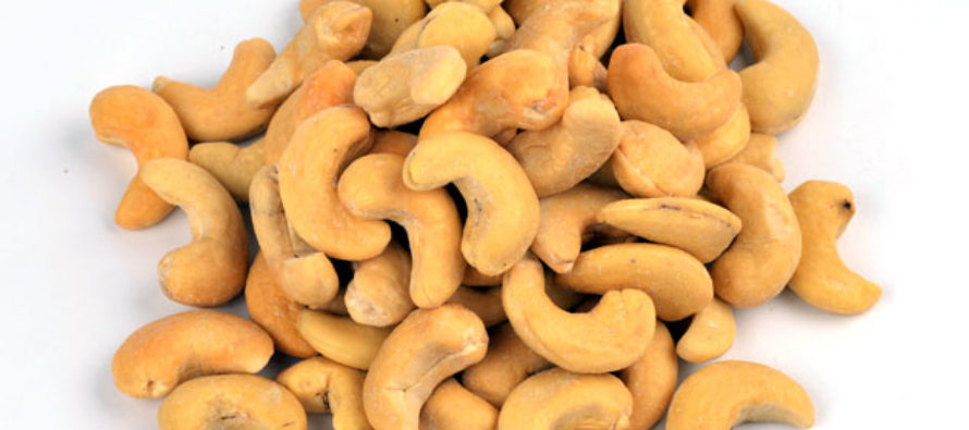 Cashew earns $196m for Ghana in 2016