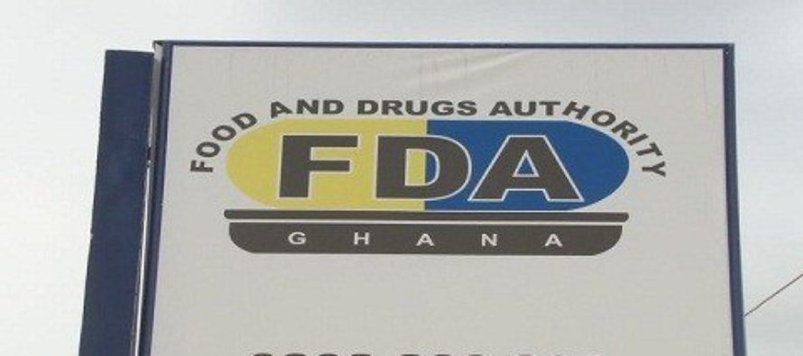 FDA destroys GHS100,000 worth of expired products