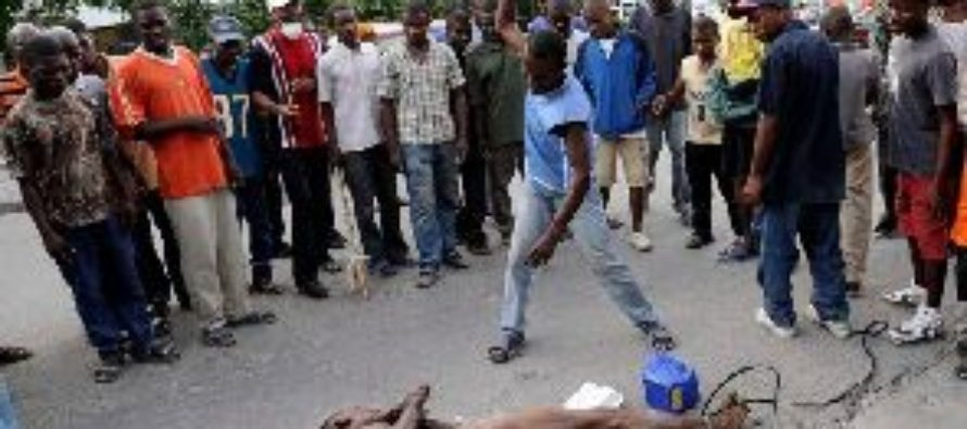 Man lynched for 'stealing' GH¢1.50