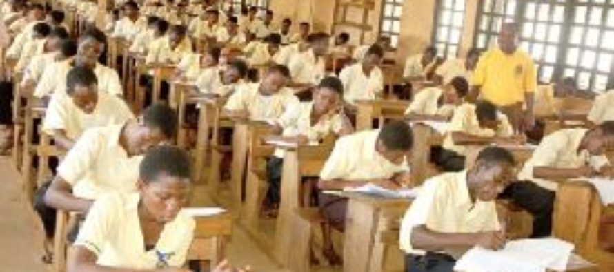 BECE student forced to write exams after delivery