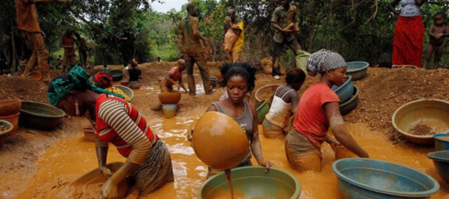 Gold, guns and China: Ghana's fight to end galamsey