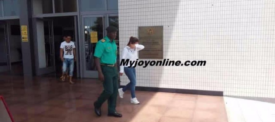 Chinese galamsey 'queen', 4 others granted bail