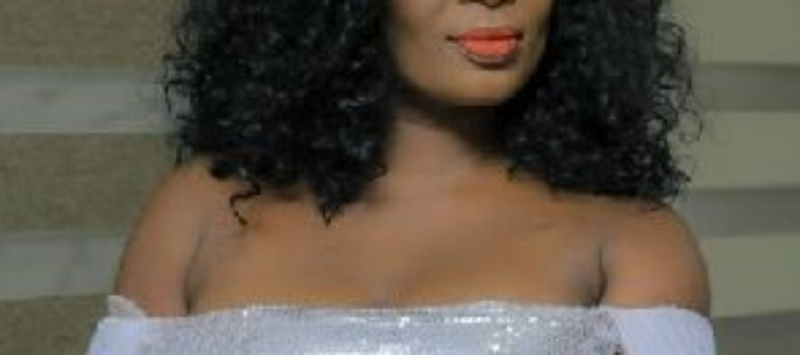 Actress Gloria Sarfo goes silent over her former lover's death