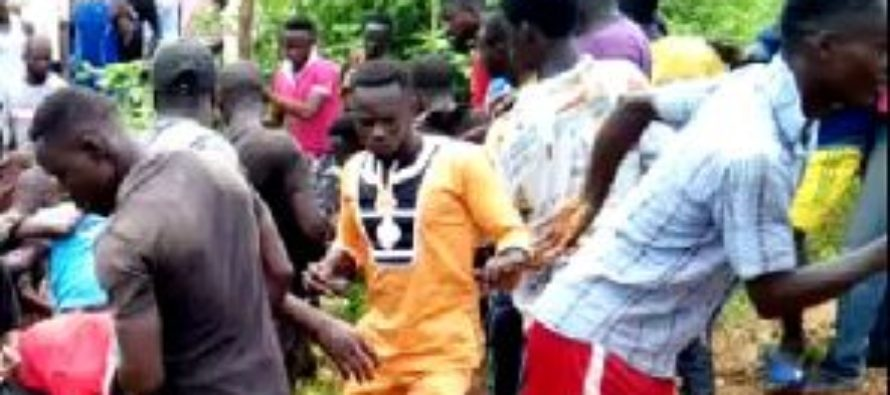 Faces of suspected killers of Captain Mahama