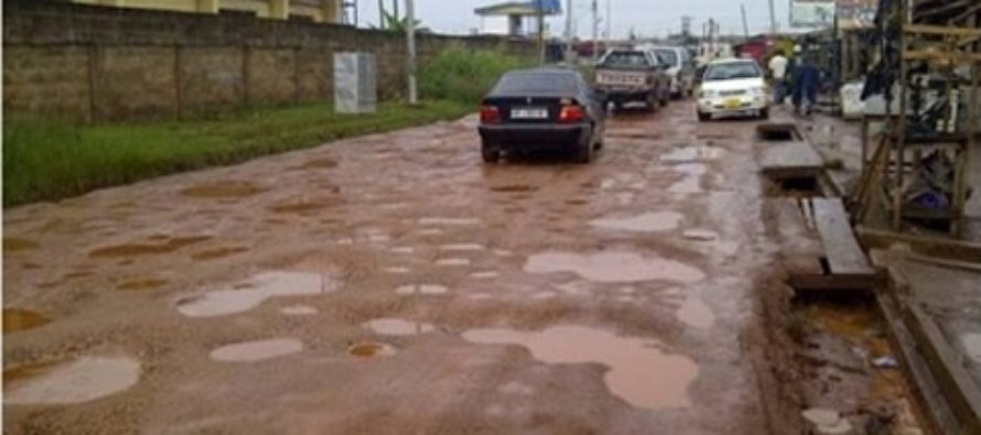 'Deteriorating' Teshie-Manet road causing miscarriages, asthma